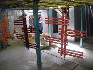 Дизайн–радиаторы после покраски