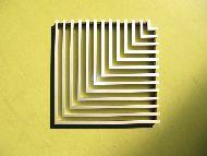 Фото решетки углового соединения конвектора БРИЗ