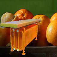 Завалинка РС оранжевая