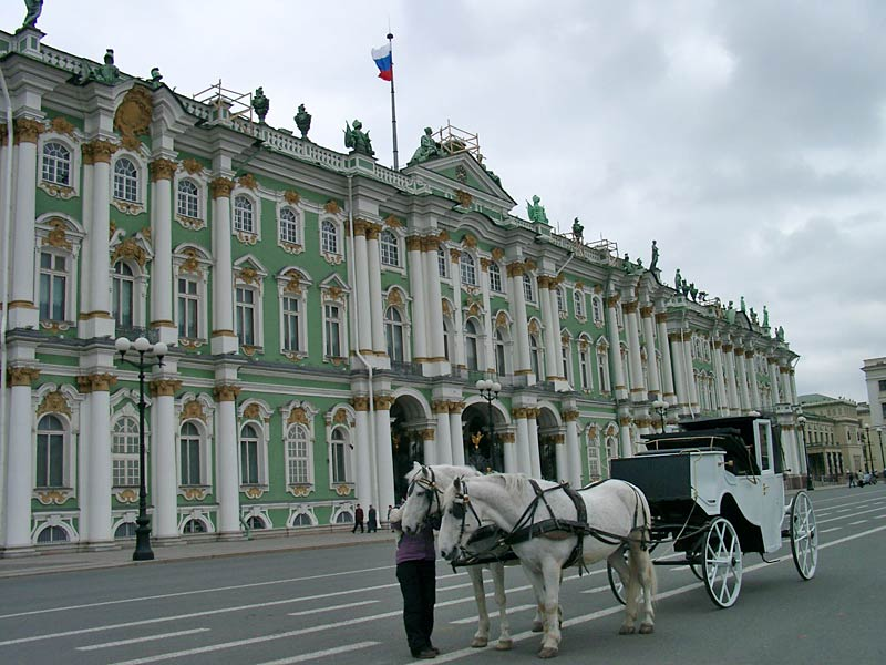 Государственный Эрмитаж, Санкт-Петербург